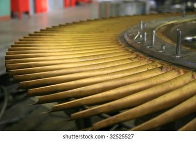 disk of steam turbine repair