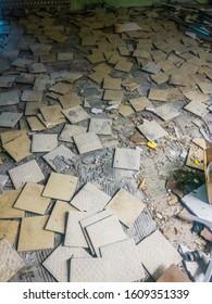 Dismantling repair Mayhem of Destruction