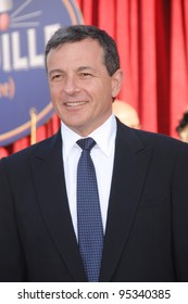 "Disney CEO Robert Iger at the world premiere of ""Ratatouille"" at the Kodak Theatre, Hollywood. June 23, 2007  Los Angeles, CA Picture: Paul Smith / Featureflash"