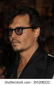 "DISNEYLAND, CALIFORNIA - May 7, 2011. Johnny Depp at the World premiere of ""Pirates Of The Caribbean: On Stranger Tides"" held at the Disneyland in Anaheim."