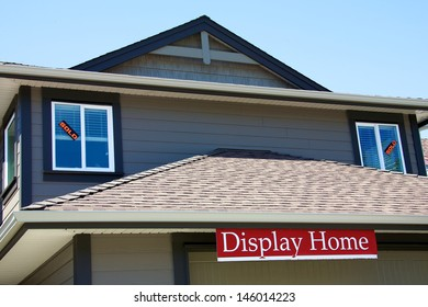 Display home that sold