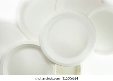 Disposable bio-degradation plate (dish) made from bargasse