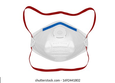 Disposable Respirator Mask FFP3 FFP2, respiratory protection against Covid-19, particles, mists, odors, acid gases. Fine dust medical mask FFP 3 with breathing valve