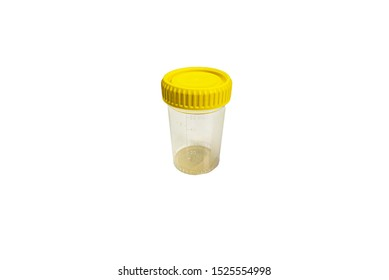 Disposable Specimen Collection Containers, for Medical Diagnostic Laboratory and Hospital