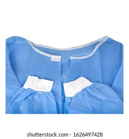 disposable surgical gown for surgery