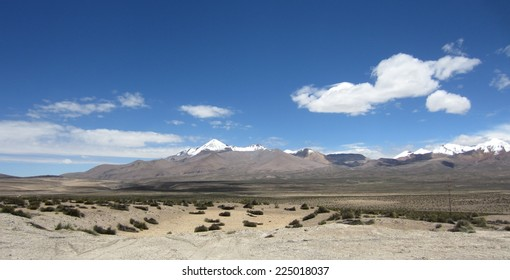 Distant Andes