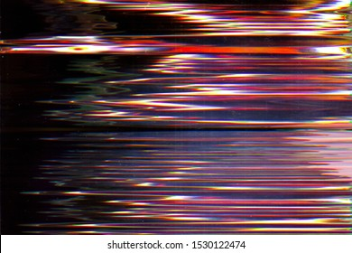 Distorted display. User interface breakdown. Dark static vibration pattern layer.