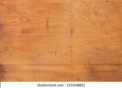 A distressed birch wood panel
