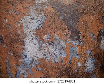 Distressed Earthy Clay Pottery Texture