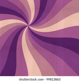 distressed paper with spiral pattern