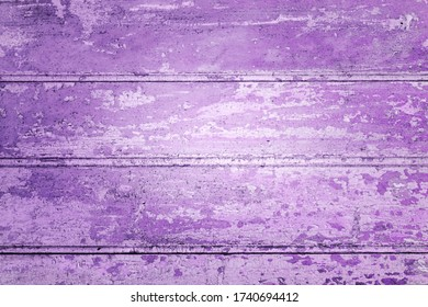 Distressed pealing painted wood background.