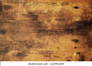 distressed shabby chic wooden background - old vintage grunge style design with wood grain texture