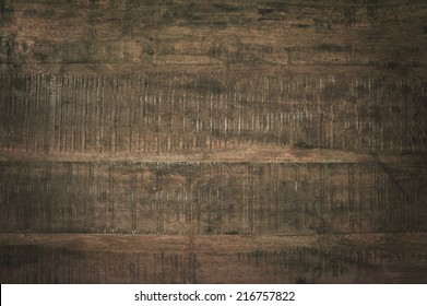 Distressed Wood Planks