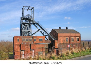 Disused Colliery Buildings