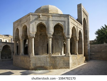Divankhana in Palace of the Shirvanshahs in Baku. Azerbaijan