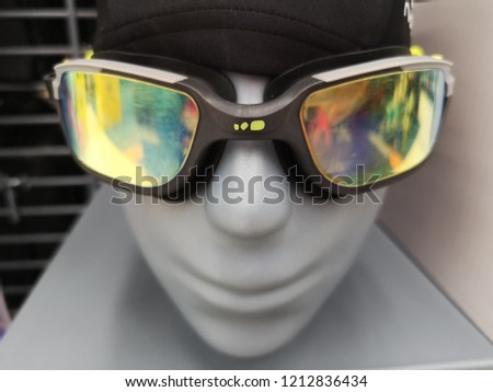 Dive glasses must have