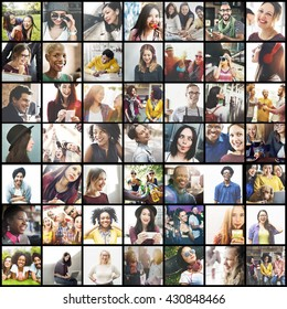 Diversity Diverse Ethnic Ethnicity Unity Variation Concept