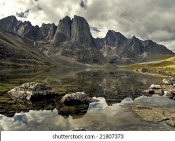 Divide Mountain Yukon Territory