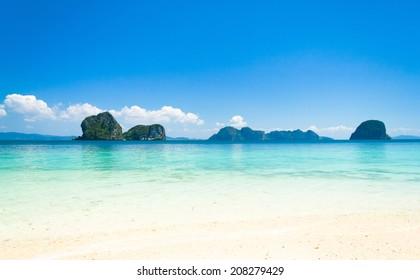 Divine Blue White Sand