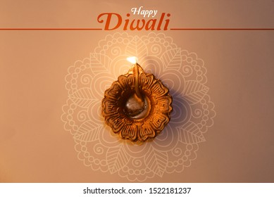 Diwali diya, Happy Diwali, Diwali Greeting