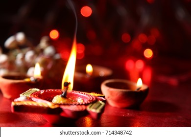 Diwali greetings images stock photos vectors shutterstock diwali greetings diya lighting m4hsunfo