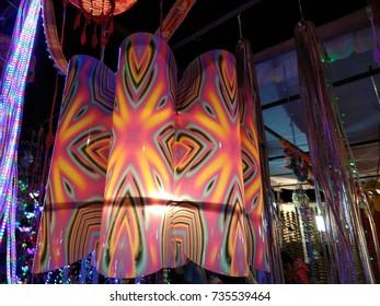 The Diwali Lanterns. The festival of lights.