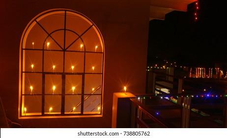 Diwali Home Decoration Images Stock Photos Vectors