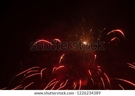 diwali night new year crackers celebrations background sparks textures