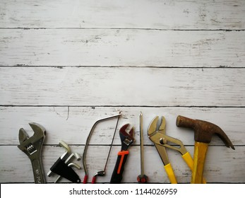DiY tools background