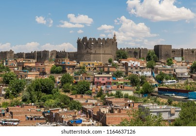 Diyarbakir, Turkey - 15th June 2017 - considered the unofficial capital of theTurkish Kurdistan, Diyarbakir is an amazing city with tastes from different cultures. Here in particular the Old Town
