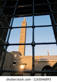 diyarbakir turkey hz. suleyman mosque and minaret