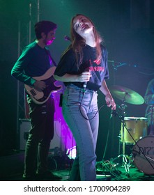 Dizzy, 2019-04-23, The Music Hall Concert and Music Theater, Oshawa , Ontario , Canada Dizzy is a Canadian indie pop band from Oshawa, Ontario, whose debut album Baby Teeth won the Juno Award