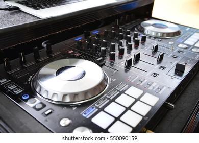dj machine