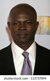 Djimon Hounsou at the 12th Annual Critics' Choice Awards. Santa Monica Civic Auditorium, Santa Monica, CA. 01-12-07