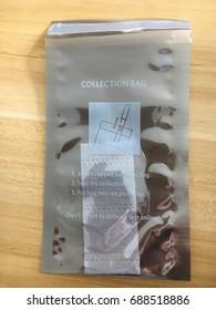 DNA ancestry testing kit and spit tube