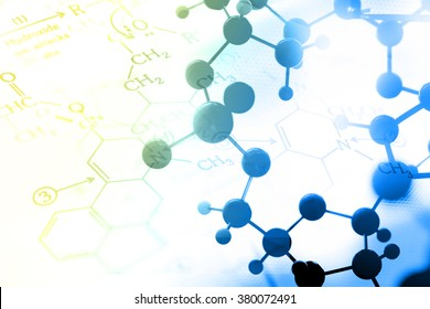 DNA, Molecule, Chemistry in laboratory lab test