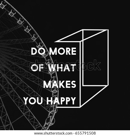 what makes a happy life