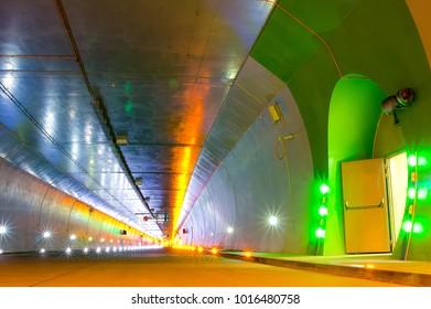 Dobrovskeho tunely Brno