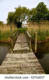 Dock in the bay