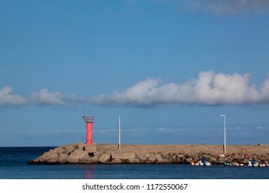 Dock of La Aldea, Gran Canaria