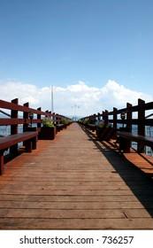 Dock Lake Tahoe