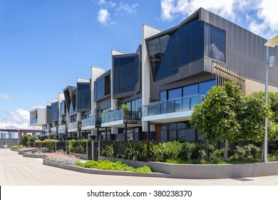 Docklands apartments in Melbourne