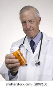 Doctor capsules.