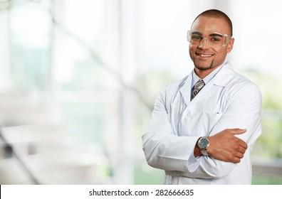 Doctor, Healthcare And Medicine, Male.