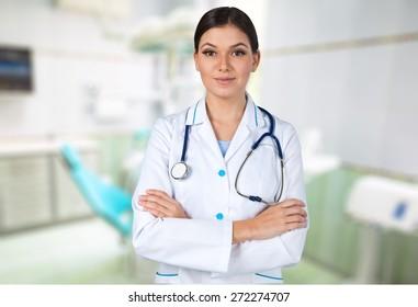 Doctor, Healthcare And Medicine, Nurse.