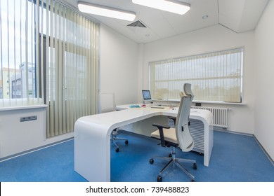 Doctor office interior