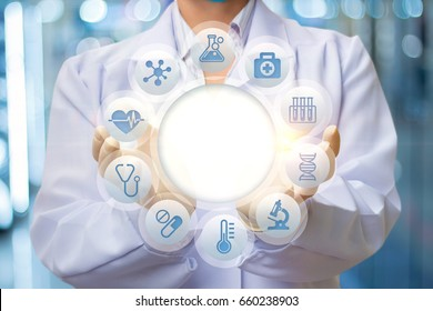 Doctor is the structure of the test patient concept design.