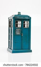Doctor Who's Space Ship; Tardis