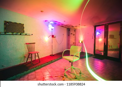 Doctor's Office: A Quest Escape Room brightly lit