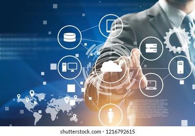 Document Management Data System Business Internet Technology